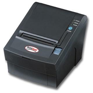 POSline IT1260UB, Impresora de Tickets, Térmica Directa, 180 x 180DPI, Negro - con Autocortador