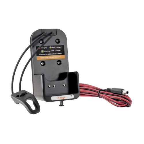 Power Products Cargador Vehicular para Radio PP-LVC-KSC32, 7.2 – 10.8V, Negro, para Kenwood