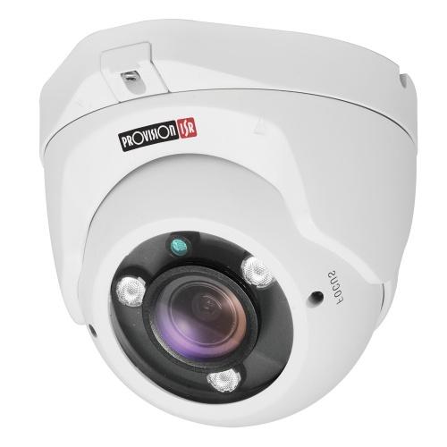 Provision-ISR Cámara CCTV Domo IR para Interiores/Exteriores DI-390AHDU-MVF, Alámbrico, 1920 x 1080 Pixeles, Día/Noche