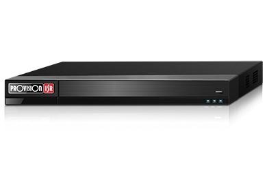 Provision-ISR NVR de 4 Canales NVR5-4100PX para 1 Disco Duro, max. 6TB, 2x USB 2.0