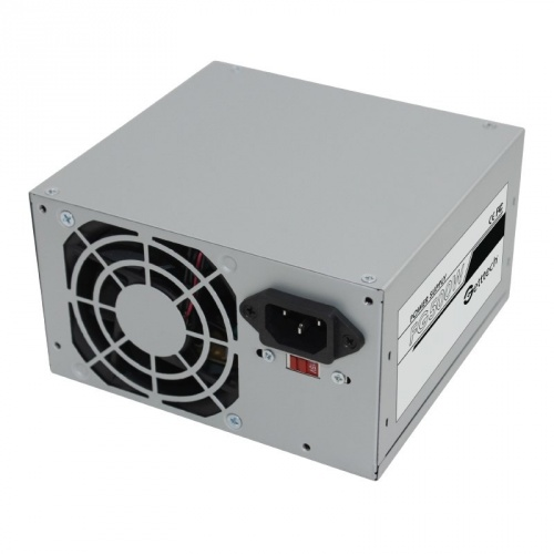 Fuente de Poder Getttech PS500W, 20+4 pin ATX, 500W