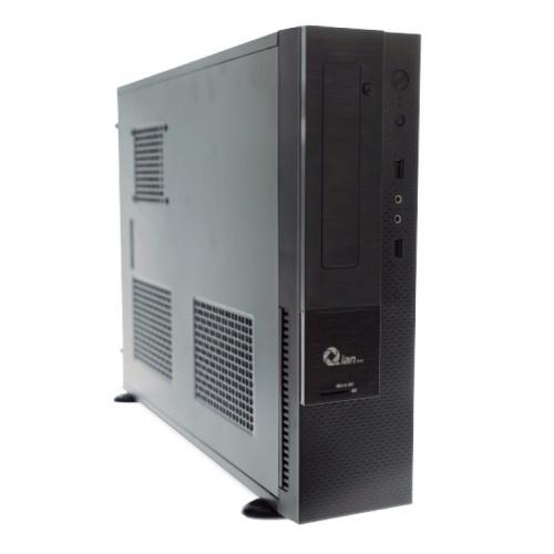 Computadora Qian Slim Bao Q5001, Intel Core i5-8400 2.80GHz, 4GB, 1TB, Windows 10 Pro 64-bit
