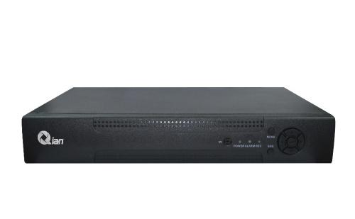 Qian DVR de 4 Canales QDVR041701 para 1 Disco Duro, max. 6TB, 1x USB 2.0, 1x RJ-45