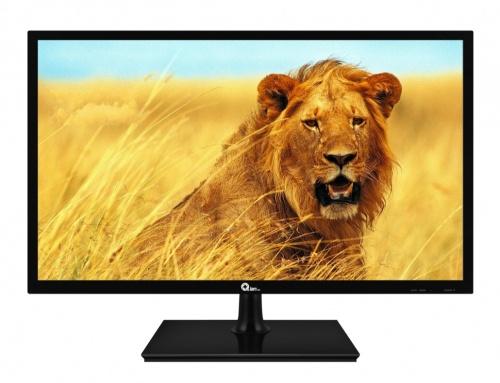 Monitor Qian QM19100 LED 19.5'', HD+, Widescreen, HDMI, Negro