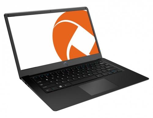 Laptop Qian QNB1701 14'', Intel Celeron N3350 1.10GHz, 4GB, 500GB, Windows 10 Pro 64-bit, Negro