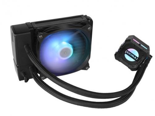 Raidmax TORNADO RC120 Enfriamiento Líquido para CPU, 1x 120mm, 600 - 1800RPM