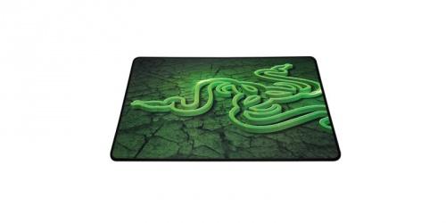 Mousepad Gamer Razer Goliathus 2013 Control Small, 27x21.5cm, Grosor 3mm, Negro/Verde
