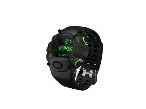 Razer Nabu Watch OLED, 168 Horas de Bateria, Bluetooth, Negro