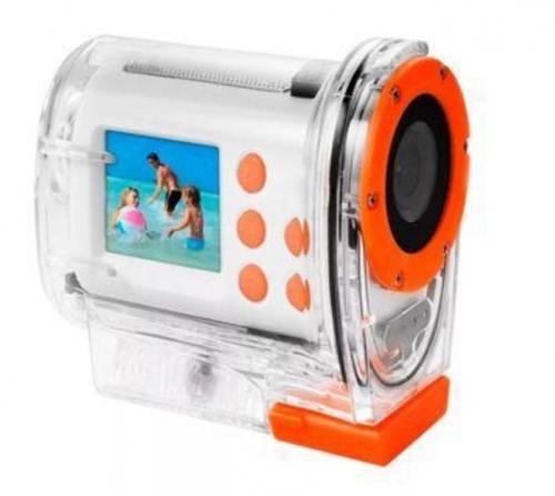 Cámara Digital RCA EZ-5280, 5 Megapíxeles, Blanco - Resistente al Agua