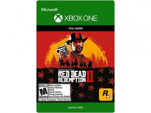 Red Dead Redemption 2, Xbox One ― Producto Digital Descargable