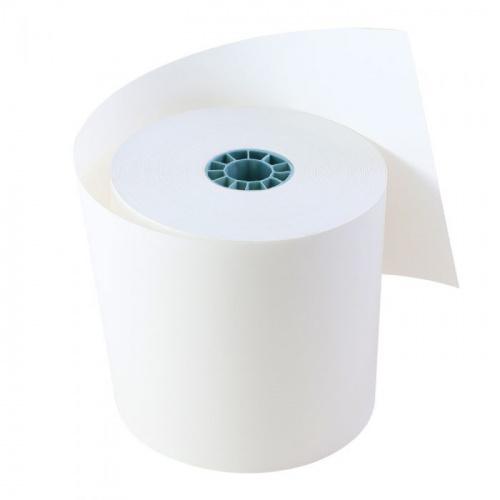 Roltec Rollo de Papel Térmico, 80 x 80mm, 60 Rollos