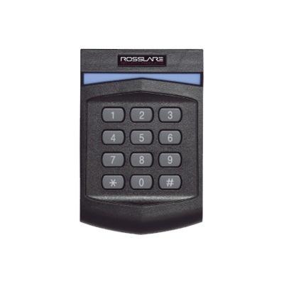 Rosslare Security Lector de Tarjeta Inteligente con Teclado AY-H6370B-TR0, RJ-45, Negro