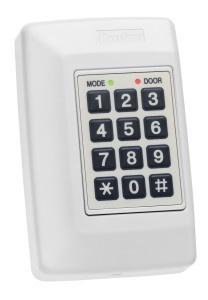 Rosslare Security Control de Acceso para 1 Puerta con Teclado AC-115, 2400 Usuarios, Blanco