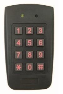 Rosslare Security Lector de Tarjetas con Teclado AC-F44, 500 Usuarios, Negro
