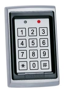 Rosslare Security Lector de Tarjetas con Teclado AC-Q44, 500 Usuarios