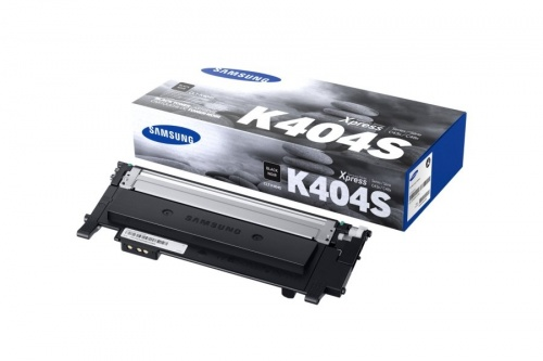 Tóner Samsung CLT-K404S Negro, 1500 Páginas