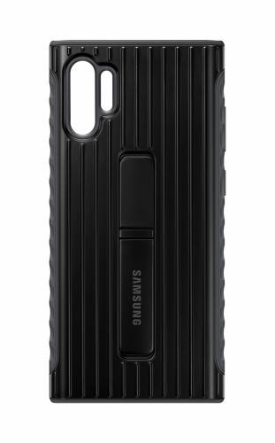 Samsung Funda EF-RN975 para Galaxy Note10+, Negro, Resistente a Golpes