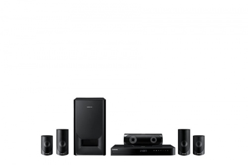 Samsung Home Theater HT-J5500K, Bluetooth, 5.1, 1000W RMS, Blu-Ray Player Incluido