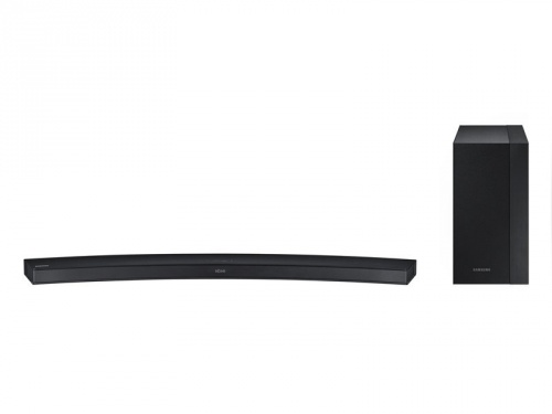 Samsung Barra de Sonido con Subwoofer HW-M4500/ZA, Bluetooth, Inalámbrico, 2.1, 130W RMS, Negro