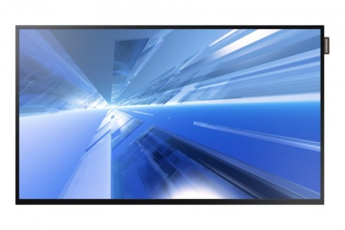 Samsung DB32E Pantalla Comercial LED 32'', Full HD, Widescreen, Negro