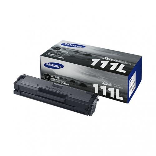 Toner Samsung MLT-D111L Negro, 1800 Páginas