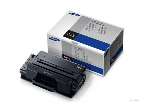 Tóner Samsung MLT-D203S Negro, 3000 Páginas