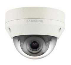 Samsung Cámara IP Domo IR para Exteriores QNV-6070R, Alámbrico, 2000 x 1121 Pixeles, Día/Noche