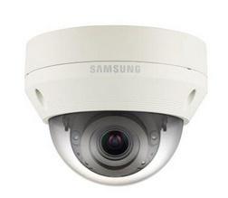 Samsung Cámara IP Domo IR para Exteriores QNV-7080R, Alámbrico, 2720 x 1536 Pixeles, Día/Noche