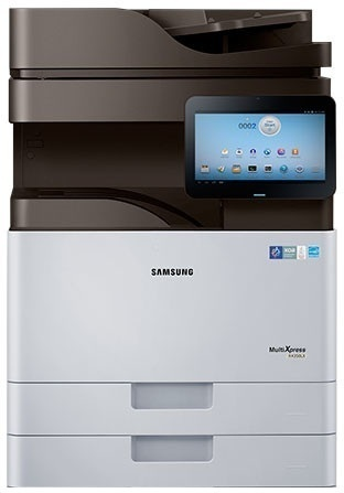 Multifuncional Samsung Xpress SL-K4350LX, Blanco y Negro, Láser, Inalámbrico (con Adaptador), Print/Scan/Copy