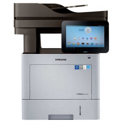 Multifuncional Samsung ProXpress M4580FX, Blanco y Negro, Láser, Print/Scan/Copy/Fax