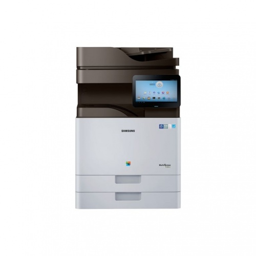 Multifuncional Samsung Xpress SL-X4300LX, Color, Láser, Print/Scan/Copy/Fax