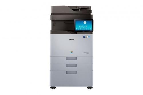 Multifuncional Samsung SL-X7600LX, Color, Láser, Print/Scan/Copy