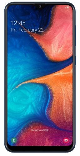 Smartphone Samsung A20 6.4