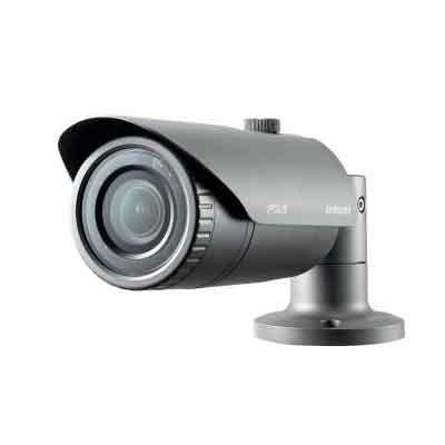 Samsung Cámara IP Bullet 2MP para Interiores/Exteriores SNO-L6083R, Alámbrico, 1920 x 1080 Pixeles, Día/Noche
