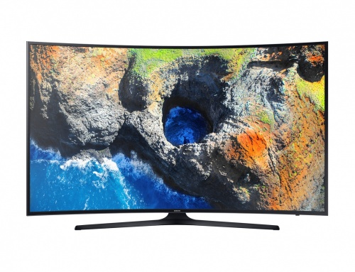 Samsung Smart TV Curva LED MU6300 49'', 4K Ultra HD, Widescreen, Negro