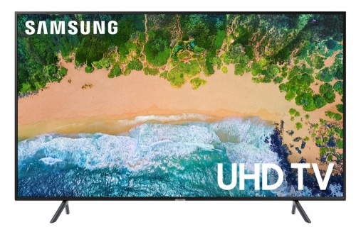 Samsung Smart TV LED UN50NU7100F 50'', 4K Ultra HD, Widescreen, Negro