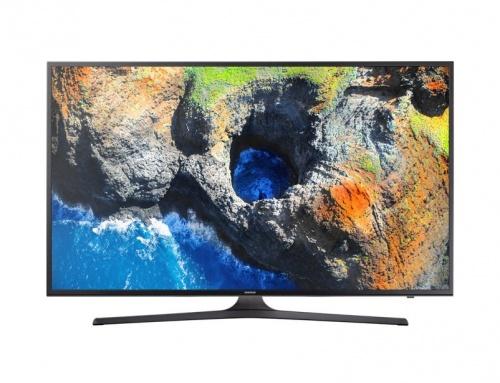 Samsung Smart TV LED MU6100 Serie 6 65'', 4K Ultra HD, Widescreen, Negro