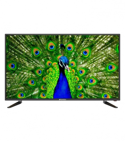 "Sansui TV LED SMX2419 24"", HD, Widescreen, Negro"