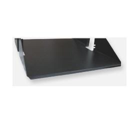 "SBE Tech Charola Doble para Rack 18"", hasta 34kg, Negro"