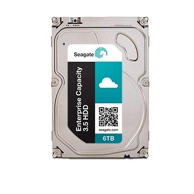Disco Duro para Servidor Seagate Enterprise Capacity 6TB SAS 7200RPM 3.5