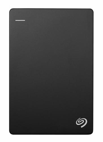 Disco Duro Externo Seagate Backup Plus Slim Portátil 2.5'', 2TB, USB 3.0, Negro - para Mac/PC