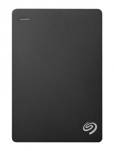 Disco Duro Externo Seagate Backup Plus Portable 2.5'', 4TB, USB 3.0 Type-A, Negro, para Mac/PC