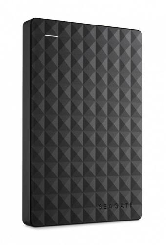Disco Duro Externo Seagate Expansion Portátil 2.5'', 4TB, USB 3.0, Negro