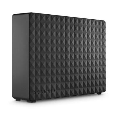 Disco Duro Externo Seagate Expansion Desktop 3.5'', 4TB, USB 3.0, Negro (STEB4000100)