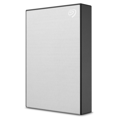 Disco Duro Externo Seagate Backup Plus Portable, 4TB, USB 3.0, Plata - para Mac/PC