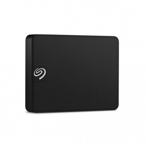 SSD Externo Seagate Expansion, 1TB, USB, Negro - para Mac/PC