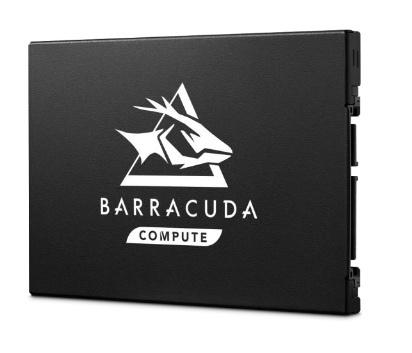 SSD Seagate BarraCuda Q1, 960GB, SATA III, 2.5