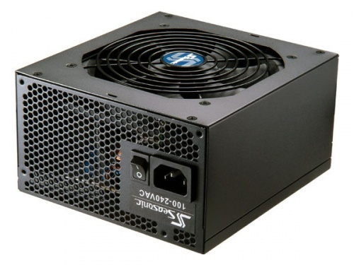 Fuente de Poder Seasonic M12II-620 EVO 80 PLUS Bronze, ATX, 120mm, 620W