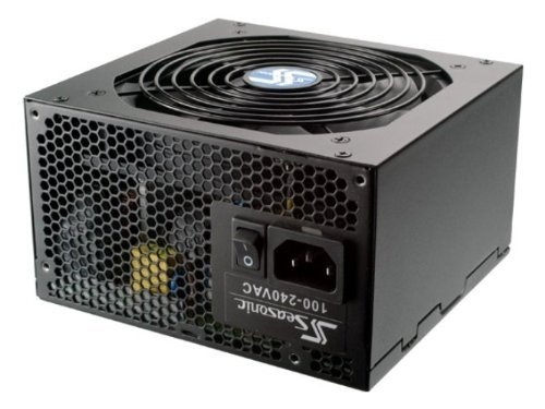 Fuente de Poder Seasonic S12II-520 80 PLUS Bronze, 20+4 pin ATX, 120mm, 520W