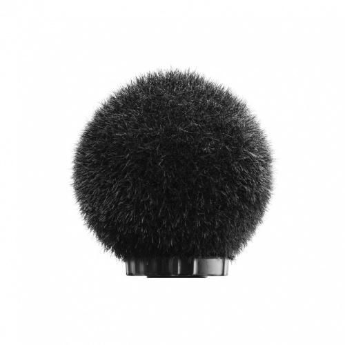 Sennheiser Micrófono para Cámara MKE 2 Elements, Alámbrico, Negro, para GoPro HERO4